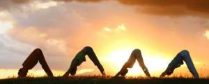 Immerse yourself into sunrise yoga and experience budget Bali yoga retreat, just contact afrikanblues.com.